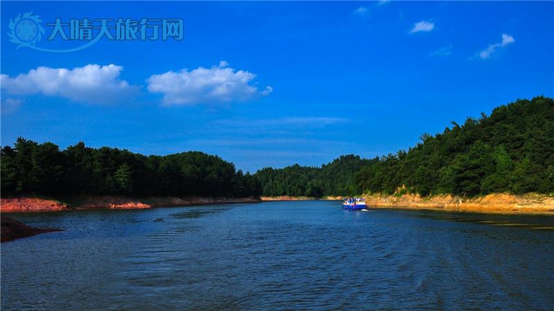 贵阳市--红枫湖风景区