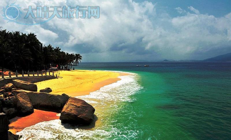 大晴天旅行网|海南旅游|分界洲岛