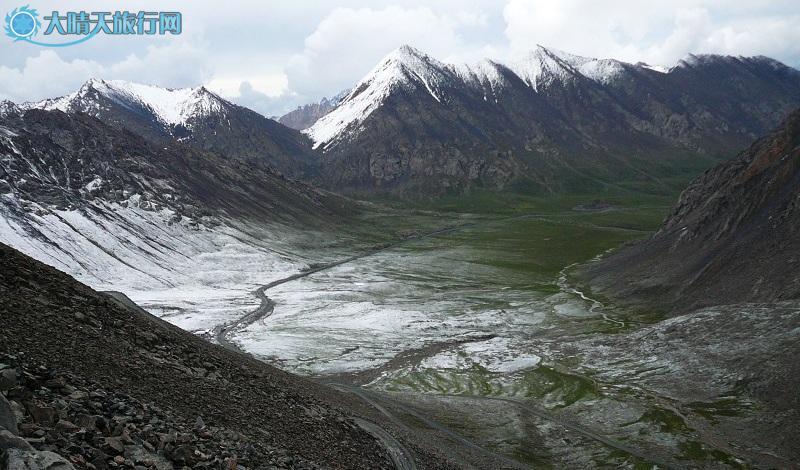 大晴天旅行网|新疆旅游|深度游自由行|天山之巅一独库公路