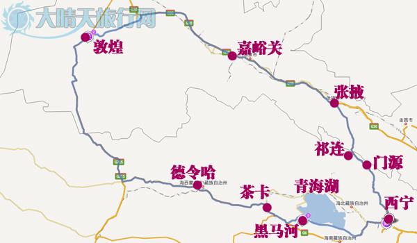 嘉峪关文物 地图